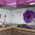 Virtuves sienu paneļi