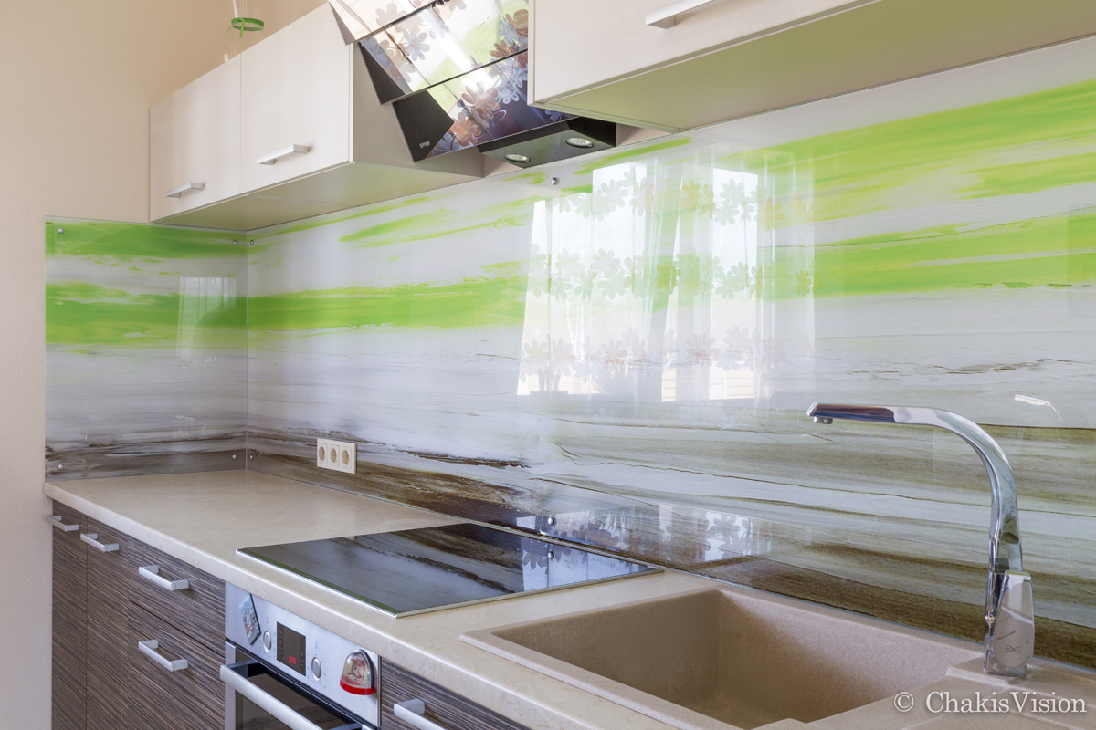 Koši virtuves paneļi Jelgavā