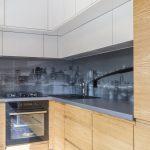 Virtuves dekoratīvie stikla paneļi