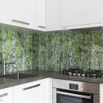Virtuves sienu dekoratīvie paneļi