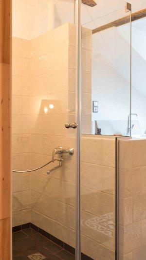 Dušas sienas un durvis