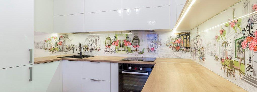 Dekoratīvie paneļi virtuvei