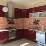 sienu paneli virtuvei Inga Branta-Cepule